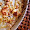 Penne Salmon Bake